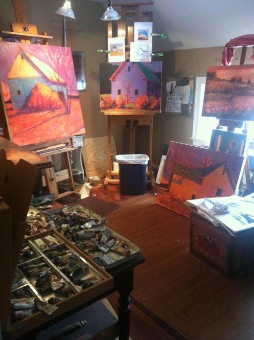 studio.stalled